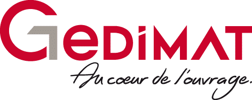 logo gedimat - Aménagements paysagers