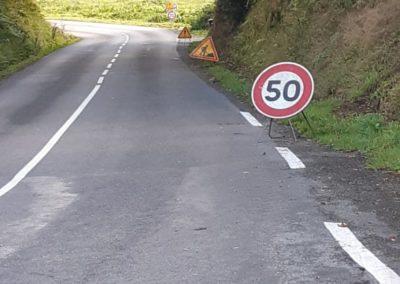 signalisation routiere - Balayage et désherbage de voiries