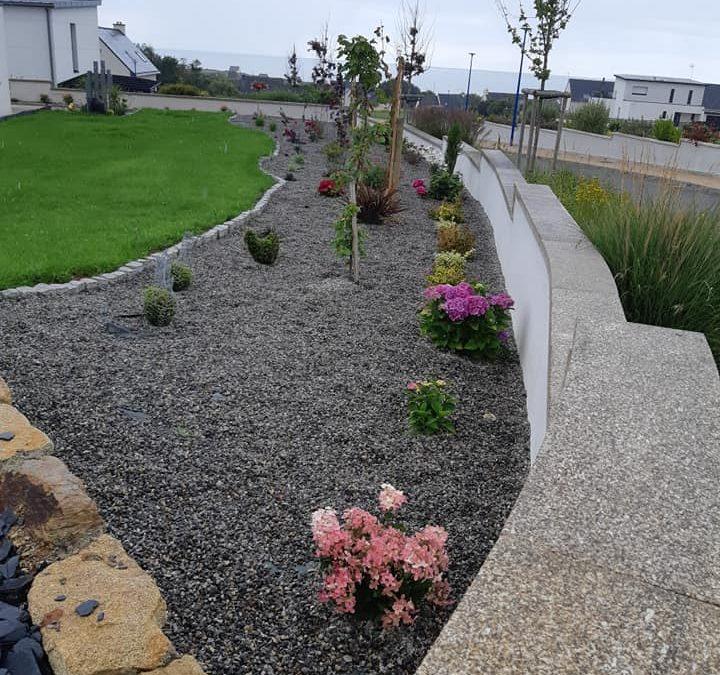 Les jardins et espaces verts résidentiels faciles …
